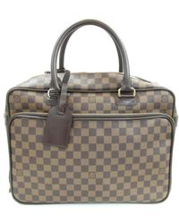 Louis Vuitton - Icare Hand Shoulder Bag N23252 Damier Brown Used - Lyst