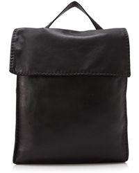 Céline - Céline Large Backpack With Pocket - Lyst