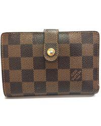 Louis Vuitton - Damier Portefeuille Viennois Bifold Wallet N61674 - Lyst