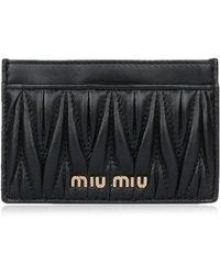 Miu Miu - Wallet - Lyst