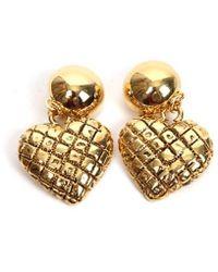 Moschino - Earrings - Lyst