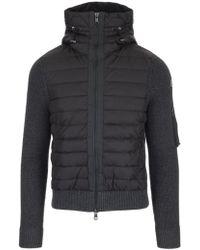 Moncler - Knitwear Fw18 94028-00 94789 990 - Lyst