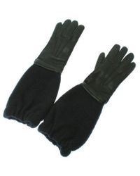 Marni   Gloves Blue   Lyst