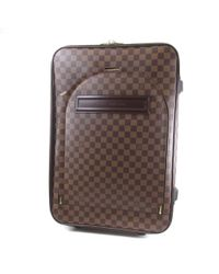 Louis Vuitton | Damier Canvas Carry Bag Bae Gas 55 N23294 | Lyst