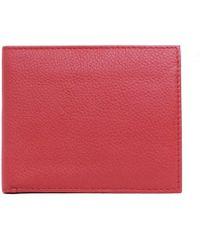 Rolex - Bi-old Wallet /0060.02.34red Novelty - Lyst