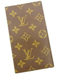 Louis Vuitton - Notebook Cover Monogram Unisexused Y7415 - Lyst