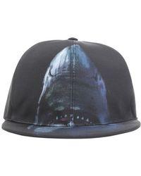 Givenchy - Shark Printed Cap - Lyst