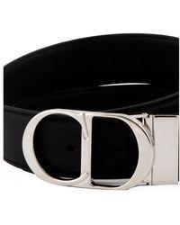 Dior Homme - Belts 965 Black/blue - Lyst