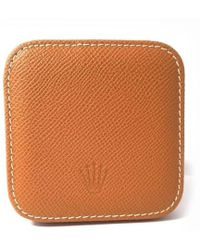 Rolex - Novelty 2 Face Foldable Mirror Embossed Leather (not For Sale) - Lyst