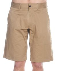 f247a07f0b37 Lyst - Moncler Knitted Shorts in Gray for Men