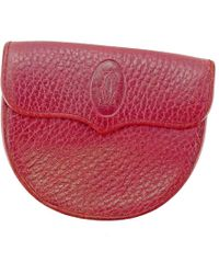343ccee17512 Glasses Case Must Line Ladies Men S Available T3665.  233. Reebonz · Cartier  - Coin Wallet Must Line Men Used T4458 - Lyst