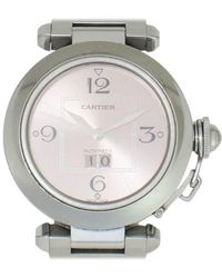Cartier | W31058m7 Stainless Steel Watches | Lyst