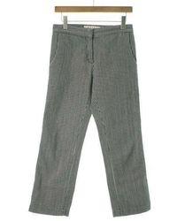 Marni - Jeans Blue 36 - Lyst