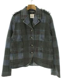 Chanel - Tailored Jacket Multicolor 42 - Lyst