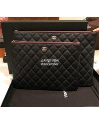 Chanel - Card/idcase - Lyst