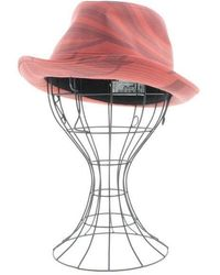 be1fe3bd882 Hermès - Hat Red 58 - Lyst