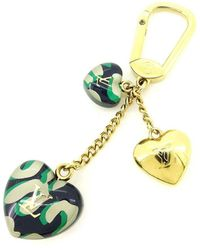 Louis Vuitton | Key Chain Heart Ladies Used T3256 | Lyst