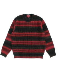 Supreme | Sweater Red M | Lyst