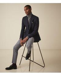 Reiss - Crimson - Plain Front Tailored Trousers - Lyst