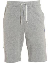 Y-3 Future Craft Short, Grey Gym Sweat Shorts - Gray