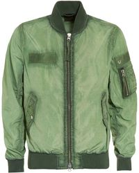 True Religion | Windbreaker Bomber Jacket | Lyst