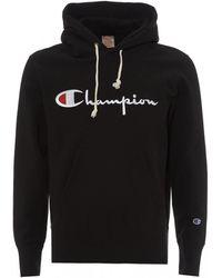 Champion Script Logo Hoody