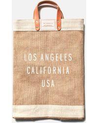 Apolis - Los Angeles Market Bag - Lyst