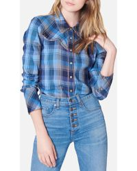 Veronica Beard - Henny Shirt - Lyst