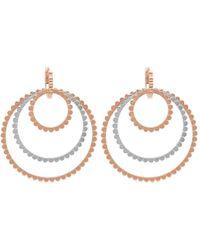 b73082635 Lauren Klassen Rose Gold Needle Earring in Metallic - Lyst