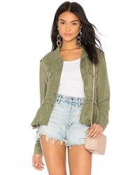 Sanctuary - New Discovery Jacket In Green - Lyst