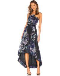 Parker Black - Estelle Dress In Blue - Lyst