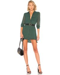 House of Harlow 1960 - X Revolve Devina Dress In Green - Lyst