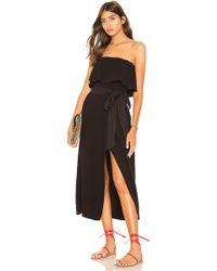 ViX - Strapless Dress - Lyst