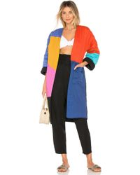 Mara Hoffman - Temple Coat In Multi - Lyst