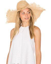 Florabella - Harper Hat - Lyst