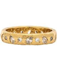 Gorjana - Collette Ring In Metallic Gold - Lyst