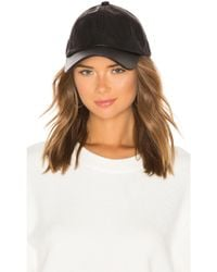 Michael Stars - Luxe Leather Cap - Lyst