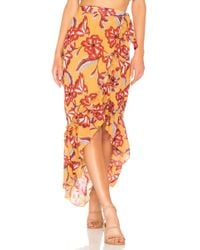 House of Harlow 1960 - X Revolve Florence Skirt - Lyst
