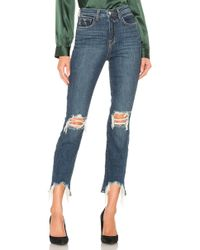 L'Agence - Highline High Rise Straight. Size 25,26,27. - Lyst
