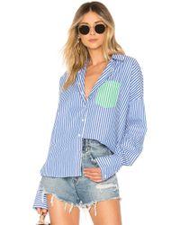 Line & Dot - Skylar Shirt - Lyst
