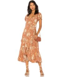 Spell & The Gypsy Collective - Rosa Garden Party Dress - Lyst