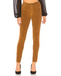 Sanctuary - Social Standard Skinny Corduroy Pant In Brown - Lyst