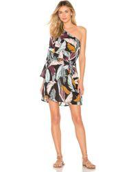 8cc89e602c Maaji Floral Abstract Print Beach Dress - Lyst