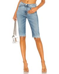 Hudson Jeans - Zoeey High Rise Cut Off - Lyst