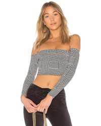 Lovers + Friends - Megan Top - Lyst