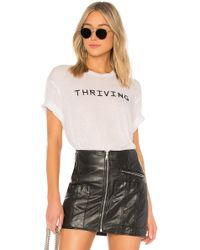 Baja East - Thriving Tee - Lyst
