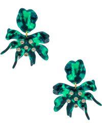 Lele Sadoughi - Daffodil Earrings - Lyst