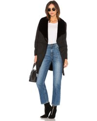 BB Dakota - Kelden Coat - Lyst