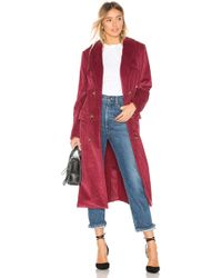 House of Harlow 1960 - X Revolve Filippa Trench - Lyst