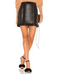 BCBGMAXAZRIA - Roxy Zip Skirt - Lyst